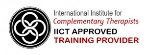 Accredited by the International Association for Complementary Therapists